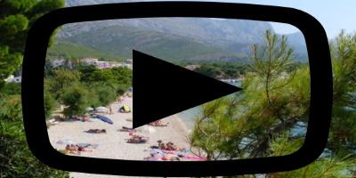 Mediterranean Croatia Dalmatia Makarska Riwiera ZIVOGOSCE